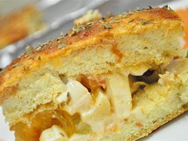 Torta salgada sem gluten por ana_mariafsa_2012_11 | Tortas e Bolos | Receitas.com