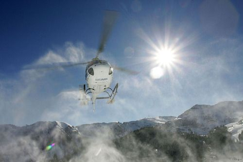 Survol Mont-Blanc - Hélicoptère - Sport Découverte - Tumblr - Avis Sport Découverte
