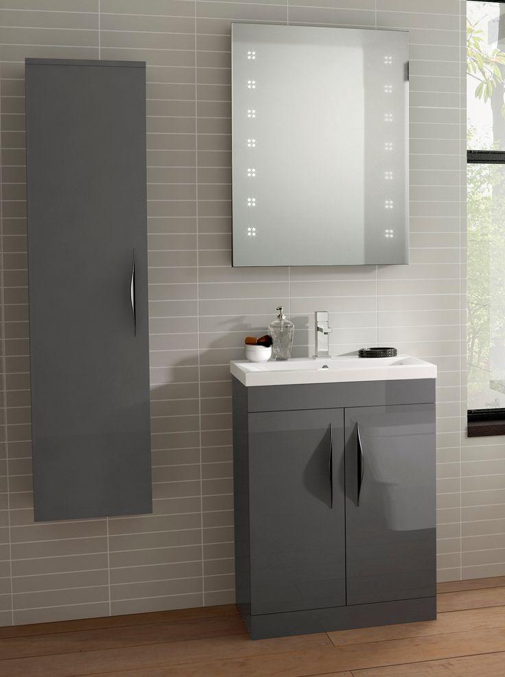gloss gloss modular bathroom. unique gloss memoir gloss grey freestanding furniture for modular bathroom