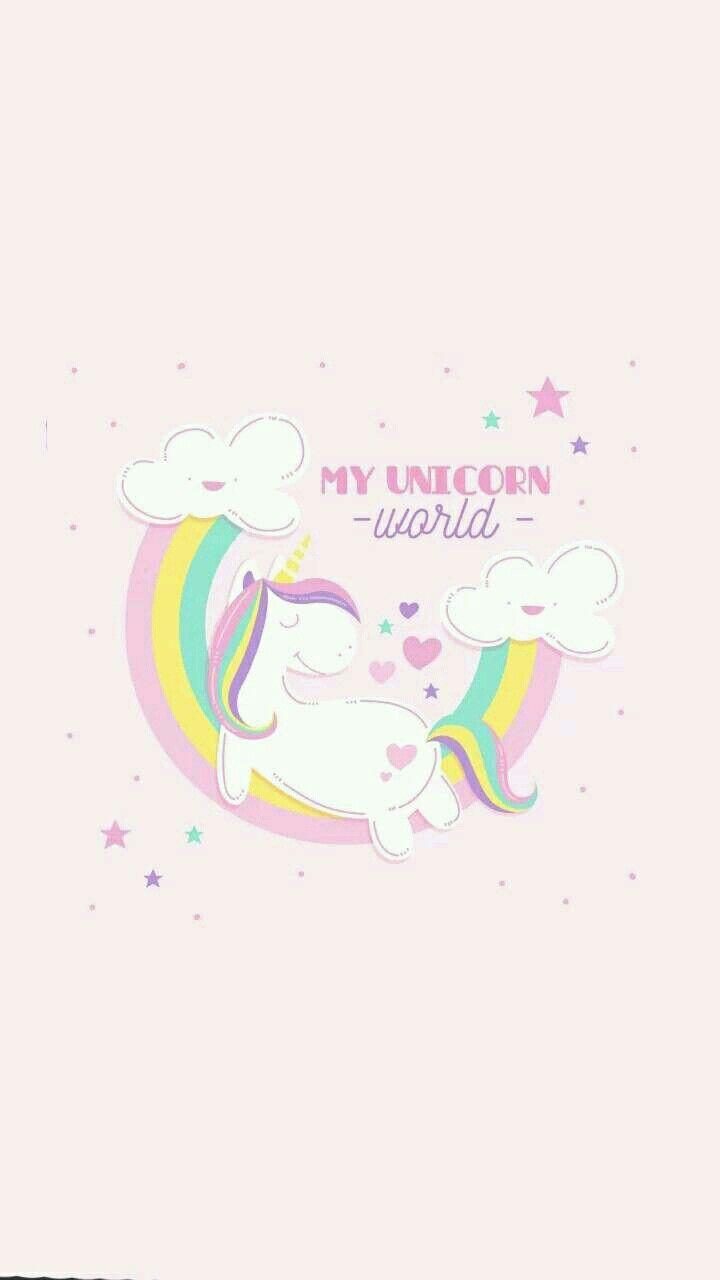 Pin By Malak Amjad On خلفيات كيوت Unicorn Wallpaper Unicorn Pictures Pink Wallpaper