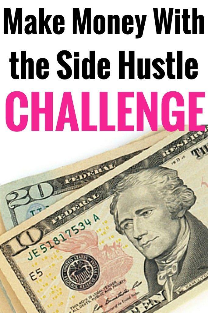 Side Hustle Challenge
