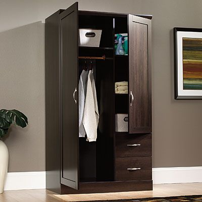 Luxury And Functionality In One Beautiful Armoire. Get It Now At #BigLots.