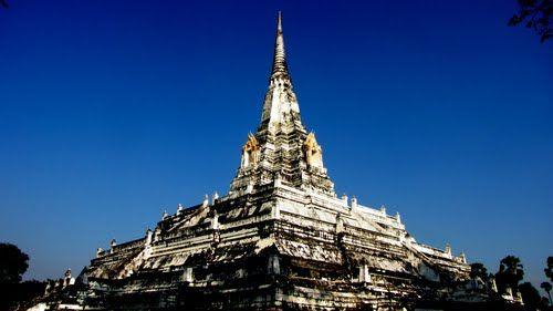 ღWat Phu Khao Thongღ #Thailand #WorldHeritage