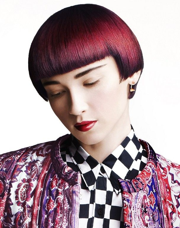 17 Best images about Me encantaaa ¡¡ on Pinterest | Dark red hair, Natural texture and Sydney ...