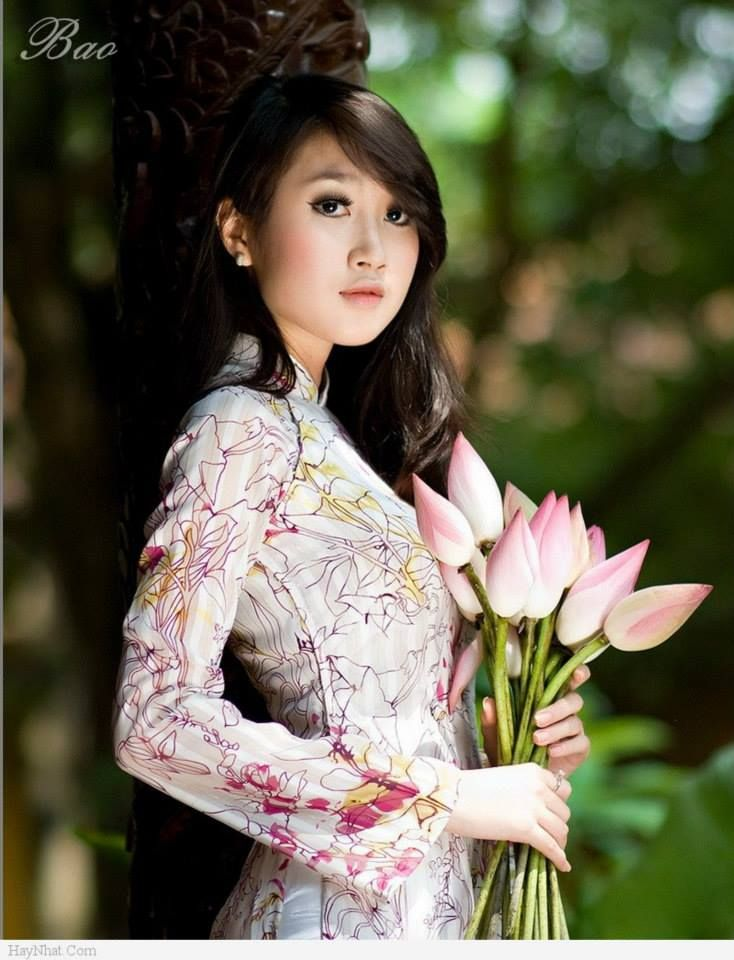 23 Best images about Ao Dai on Pinterest | Beautiful ...