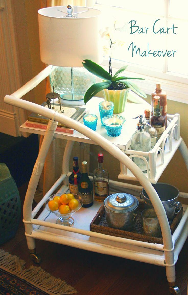 422 best bar carts and fabulous bars images on Pinterest | Bar cart ...