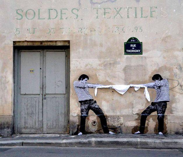 Paris (França) Street Art