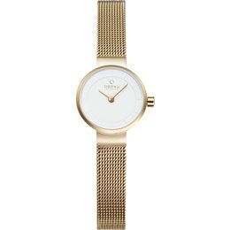 OBAKU Spire - gold // gold plated stainless steel watch