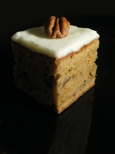 Carribean carrot cake recipe @ http://justfoodrecipes.com cakes cake cakerecipes