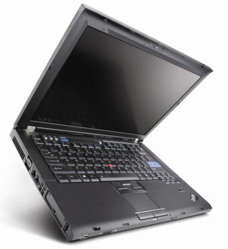 "Lenovo T61 15.4"" Laptop/Notebook 2.0GHZ Core 2 Duo 1GB DDR2 DVD+RW  #Lenovo"