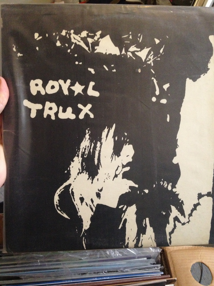 Royal Trux, Twin Infinitives 2LP on Drag City