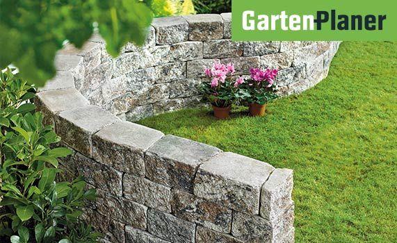 Gartenmauer Bauen In 6 Schritten