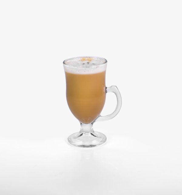 Clinton Kelly's Boozy Pumpkin Latte #thechew