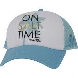 On Salt Time // Salt Life Hat