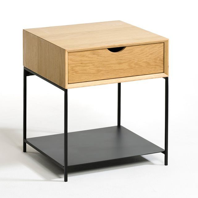 Image Mambo Oak Bedside Table AM.PM. £125