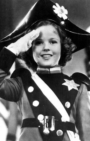 """shirley temple 