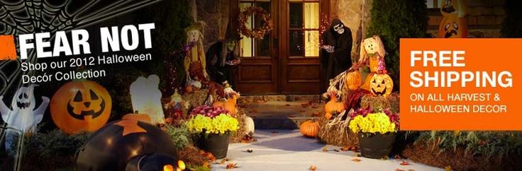 M s de 25 ideas incre bles sobre home depot halloween en for Home depot holiday decorations outdoor
