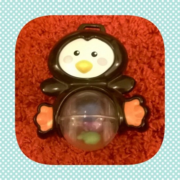 """Simple things that make me smile: music penguin!! #CT_Challenges #music #happy_time"""
