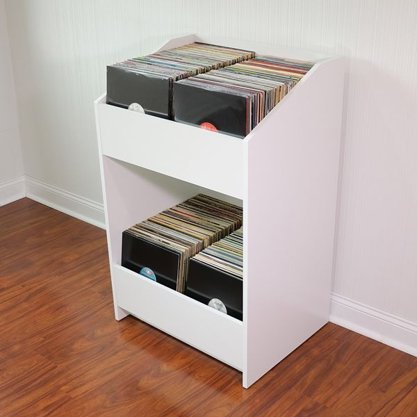 1000 Ideas About Lp Storage On Pinterest Record Storage