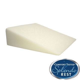 comfort dreams personal specialty memory foam bed wedge by comfort dreams