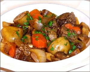 Beef Casserole ... so simple and my family love it. Also, allowed on Cambridge Diet. http://www.perfectportions.com/