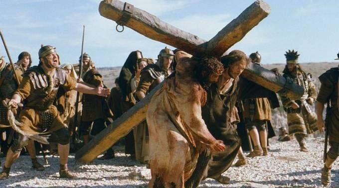 Pasion de Cristo / Pelicula (Captura de Youtube)