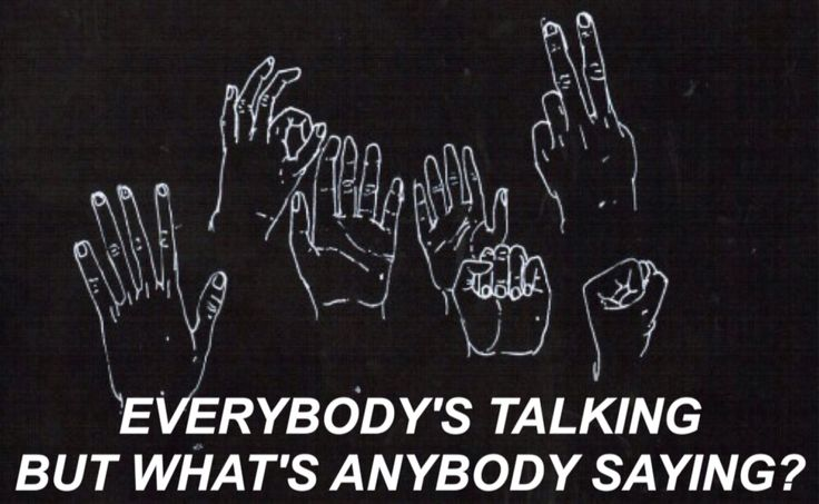 RIP 2 my youth // the neighbourhood