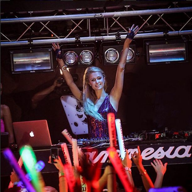 #DJ @ParisHilton #AmnesiaIbiza #Beauty #Club #ComeAlive #Dance #DJs #EDM #ElectroHouse #FoamAndDiamonds #GoodTime #HighOffMyLove #HouseMusic #Ibiza #Ibiza2015 #iHeartPoolParty #Love #Music #Nightclubs #ParisHilton #Photography #Rave #Trance #YMCMB http://www.amazon.com/Paris-Hilton/e/B00197GPZC/ref=dp_byline_cont_music_1 https://play.google.com/store/music/artist/Paris_Hilton?id=Aobzmcrfw4cau3pday47jt52lie https://itunes.apple.com/us/artist/paris-hilton/id1592640925