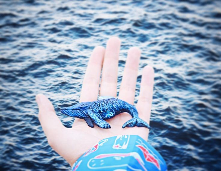 Pendant whale. Space whale, cosmic whale. polymer clay jewelry, polymer clay pendant, Whale polymer clay