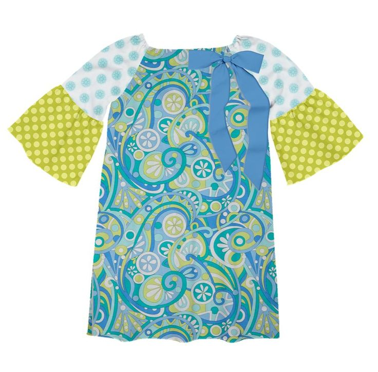 Check out the dress Jennifer Lavoie's Jr. Designer created on Designed By Me from Lolly Wolly Doodle where YOU can be the designer!