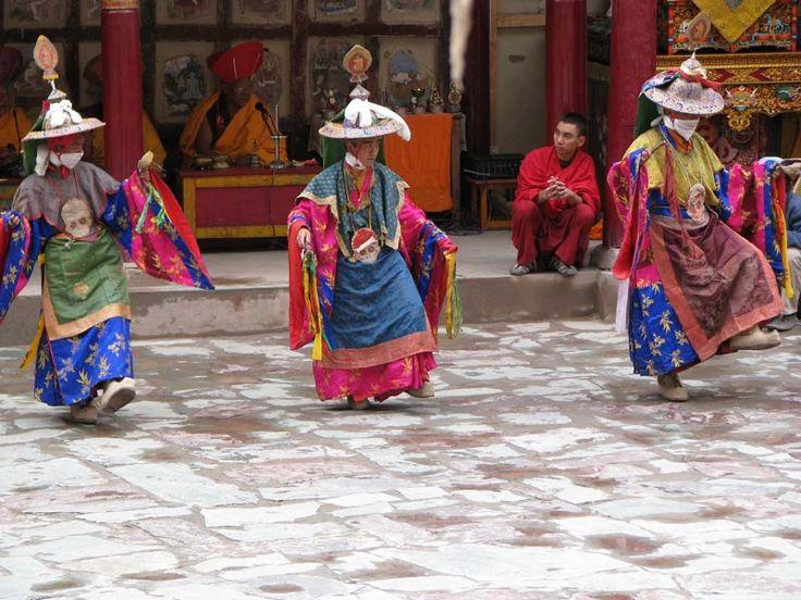 Ladakh Hemis Festival 2017