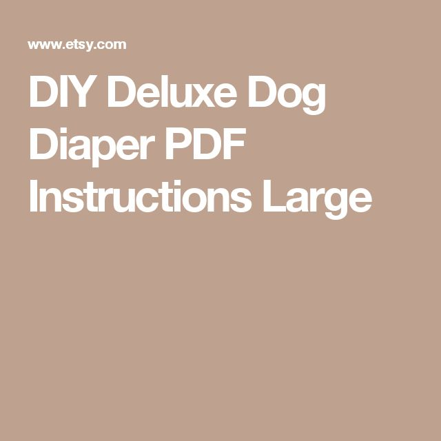 25 Best Dog Diapers Ideas On Pinterest Girls Pants Dog