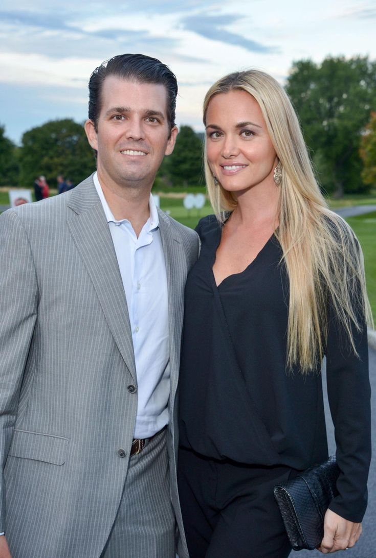 Not Only Is Trump's Oldest Son Donald Trump Jr Named After His Father, He