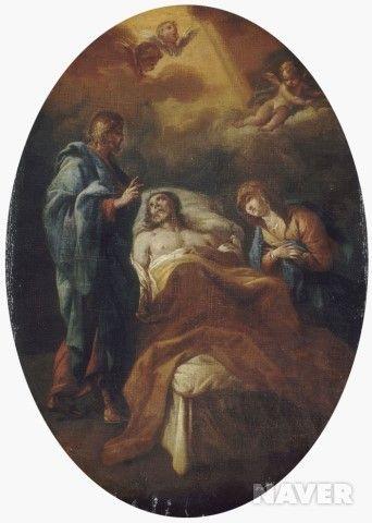 성 요셉의 죽음