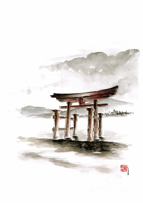Torii - paintings and prints for sale.