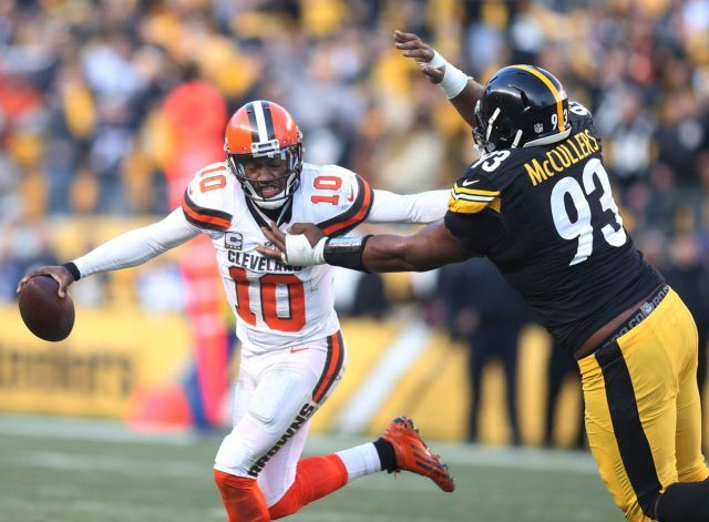 Liga Nacional de Futbol Americano (NFL), quedaron definidos los emparejamientos para la primera ronda de postemporada, a disputarse la próxima semana.