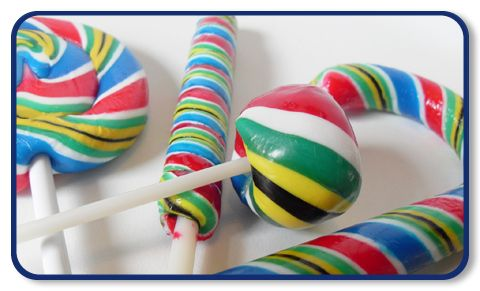 south african flag candy; heritage day hard boiled candy south africa