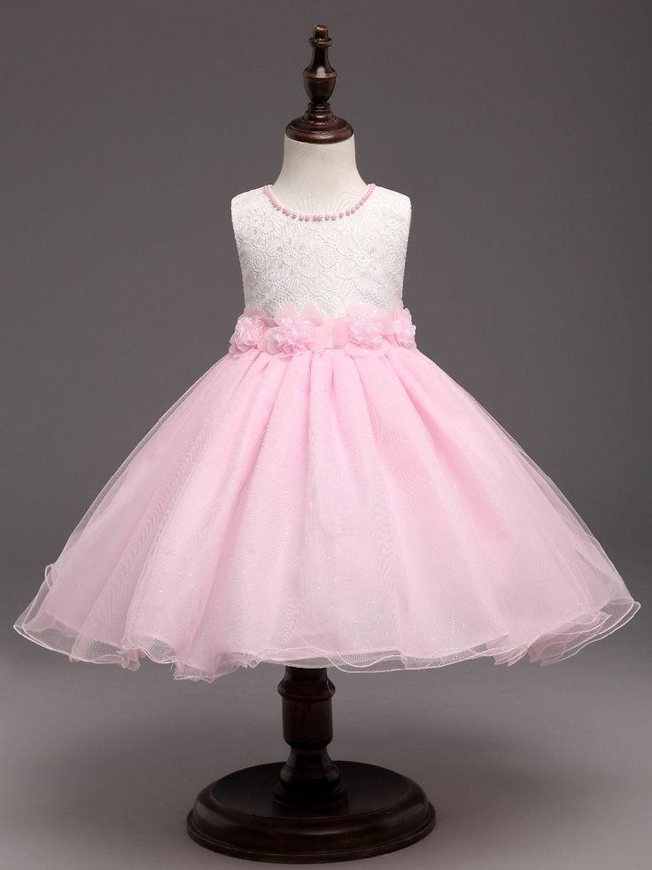 567 best Vestidos de niña images on Pinterest   Dresses for girls ...