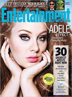 Adele Entertainment Weekly