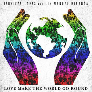 FRESH MUSIC : Jennifer Lopez & Lin-Manuel Miranda  Love Make The World Go Round   Jennifer Lopez and Hamilton star Lin-Manuel Miranda are out to prove that Love Make the World Go Round. The two stars have collaborated on a new song that theyve called a message for the world benefitting Somos Orlando in the wake of last months massacre at Pulse nightclub in the city. Now called the worst mass shooting in modern U.S. history the incident was sparked when a gunman shot and killed 49 people and…