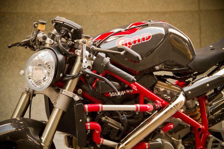 1098 Racer By Radical Ducati