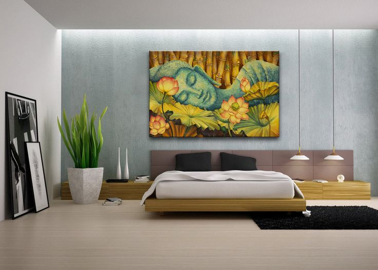 The Bedroom Art Ideas To Make Your Interior Fancy