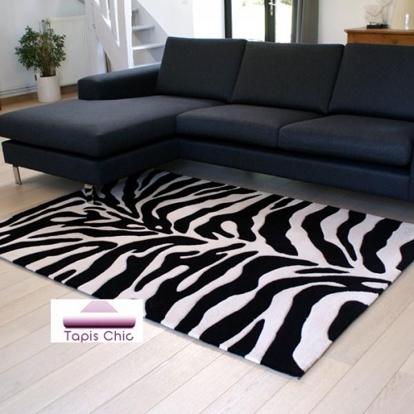 gallery of tapis zbre natural skin par arte espina with. Black Bedroom Furniture Sets. Home Design Ideas