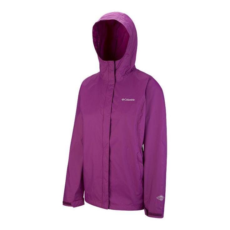 Columbia Women's Plus Size Arcadia II 2L Shell Jacket