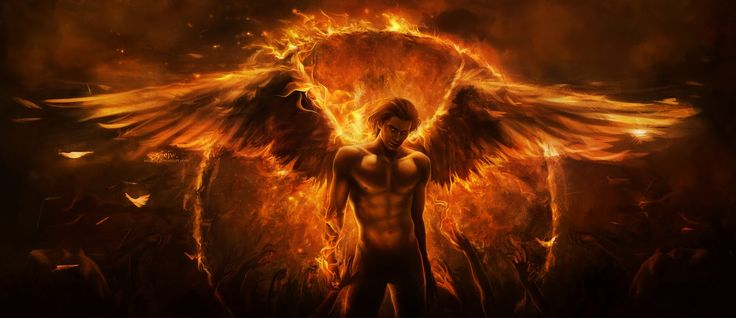 fallen angels pictures | The angels sanctuary: Fallen angel - Stunning beautiful male angel ...
