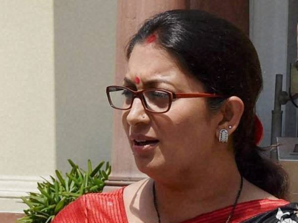 Cotton textile industry thanks Smriti Irani for initiative on cotton