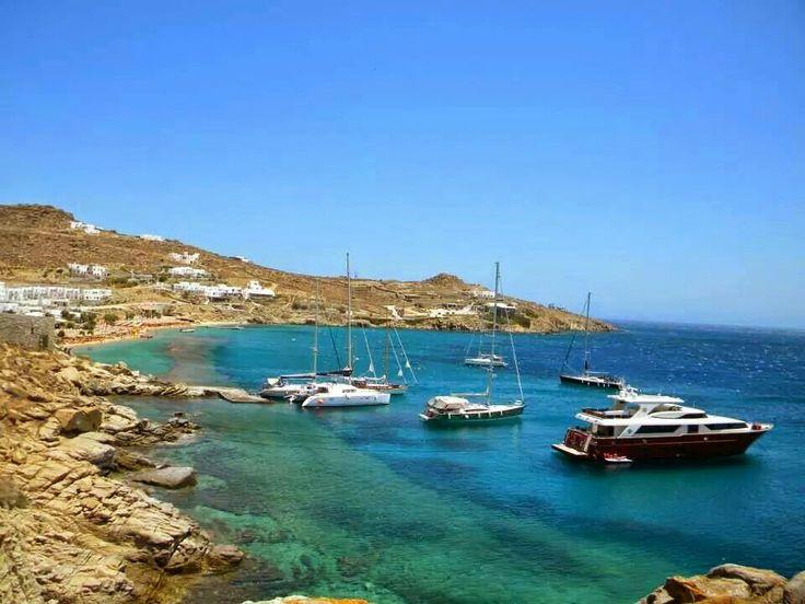 What a wonderful view, Mykonos, Grecia ♥