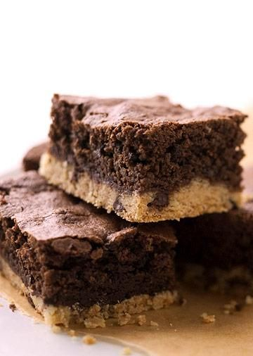 Our brownie recipes offer traditional chocolate bars plus variations with frosting, cream cheese, whipped cream, ice cream, candy pieces, nuts and more.