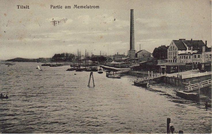 AK 1927 Tilsit an der Memel, Sowetsk, Kaliningrad, Ostpreußen