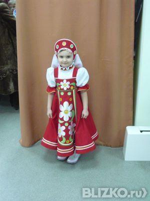 Ручное ткачество русский народный костюм